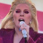 Sing it, @ladygaga! #SB50 https://t.co/DuiLB0R0mI