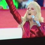 And she SLAYED!!!! Great Job @ladygaga!! #SB50 #GodBlessAmerica https://t.co/8KrjxcbuRP