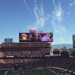 VON MILLER sacks Cam Newton. Fumble. Malik Jackson recovers for #Broncos TD. 10-0. #SB50 https://t.co/r8Ltzj00zU