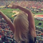 """VIDEO: Lady Gaga dancing to Madonna """"Express Yourself"""" at the Super Bowl. https://t.co/h8Tf8ArFTq"""
