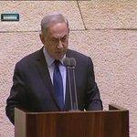 """דיון סוער במליאת הכנסת - @netanyahu תקף את ראשי בל""""ד  https://t.co/xYouiG65Fa https://t.co/FrFra7QpKI"""