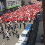 RT @nzimandebafana: #Nkandla March going pass Bree taxi rank https://t.co/DYWkV18tqg