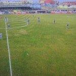 Amedsporlu futbolcular, maç başlangıcında 30 saniye durarak seyircisiz oynama cezasını protesto etti. https://t.co/Pho2LroQ6C
