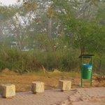 Estaba cogiendo fuerza el incendio forestal en la ronda norte del sinu, cuerpo de bombero intenta controlarlo https://t.co/quOLwOq1gF
