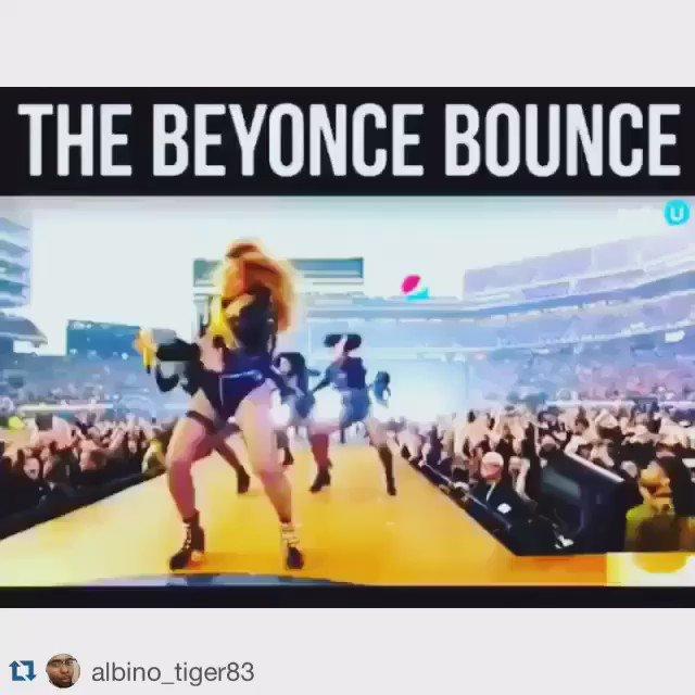 Yo, y'all doing that Beyoncé Bounce? LMFAO https://t.co/oUXtcME4Wc
