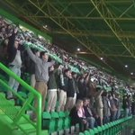 A great atmosphere created by the Sporting CP fans! https://t.co/2TQiEYSuz4
