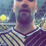 Proud to be an Ittihad fan this evening! Great result and amazing atmosphere 💛 @RyanAlexander7 @GregUk24 https://t.co/0O2bpSMUyJ