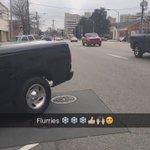 Weve got #flurries in Downtown #Macon!!! ❄️❄️❄️🙌🏼😍😍😍💃🏻 @WGXAnews @JeffCoxWGXA @StephenWGXA #gawx https://t.co/dlyrPUFgJp