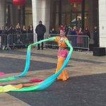 Beautiful traditional Chinese dance by @nainichen #ChineseNewYear #LunarNewYear #fantasticartchina #dance #nyc https://t.co/9OSdzYKSTm
