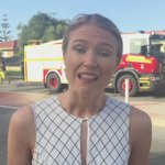 Dog rescued from a house fire in Quinns Rocks. @7NewsPerth #perthnews https://t.co/cG2lgVtlCK