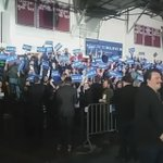 And now the #FeelTheBern fun begins. #NHPrimary https://t.co/lKBRJalKmL