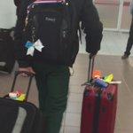 Ya supe lo que se siente que te reciban en el aeropuerto 😭❤️❤️❤️❤️ #VotaMarioBautista #KCA https://t.co/ZFj8U2qCwN