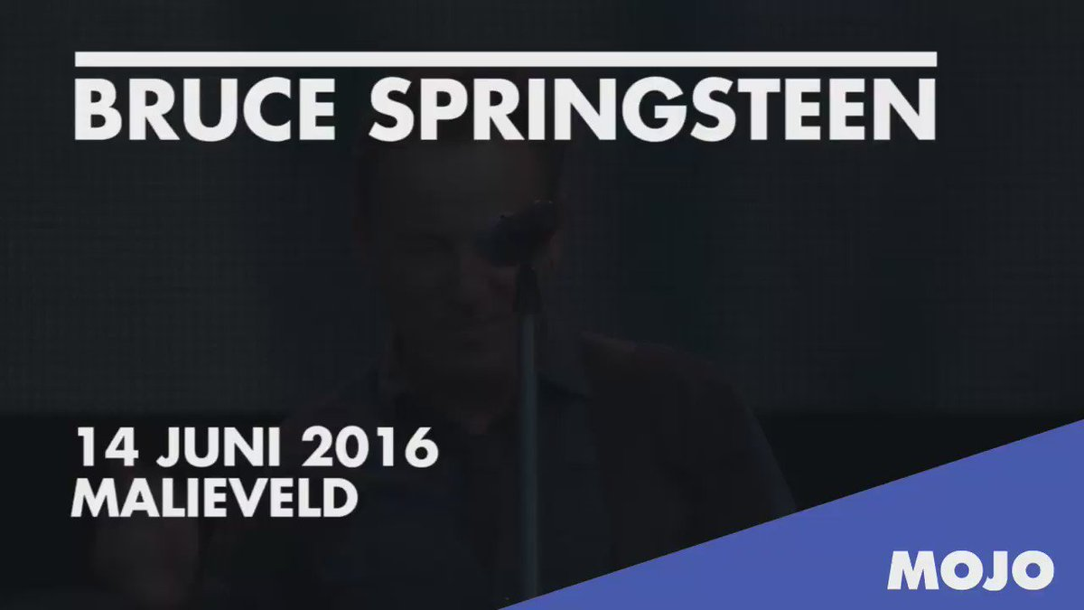 De aankondiging waar heel veel fans op wachtten: Bruce Springsteen & The E Street Band!   > https://t.co/lYLDNunFhR https://t.co/oJXVU7YIxT