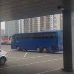 Национальная сборная отправилась в аэропорт, откуда они вылетят в Словакию! Удачи нашим парням!  #ВсемДинамо https://t.co/gP3ZaP7jdi