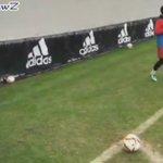 Douglas Costa in training https://t.co/gm17GLvkZm
