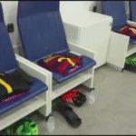 [VÍDEO] El vestuario del Barça ya está preparado en Mestalla #CopaFCB #ValenciaFCB https://t.co/MaS6abZkK1