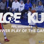 Derek Willis credited asst coach Tony Barbee for this play. Regardless, its the @lgeku #PowerPlay of the game. #BBN https://t.co/wLmwbSPtHS