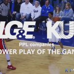 Derek Willis dropped the 🔨 for our @lgeku #PowerPlay of the Game last night. 😳 https://t.co/Vecp96WYSE