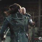 [VIDEO] Clarke watching Lexa fight in tomorrows episode! https://t.co/Fxwa43nJsa