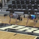 Join us this Sunday afternoon at 1 for the @ProvidenceWBB #Pinkout game with @PC_SAACs Pushup Challenge! #GoFriars https://t.co/hP6IcozXVV
