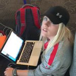 About to fly to Las Vegas - but staying focused on our academics!! #LUSB #STUDENTathlete https://t.co/DfxUYx0fwn