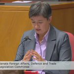 Senior DFAT official throws Stuart Robert under the bus Penny Wong is a national treasure https://t.co/jtDaVl9dBo