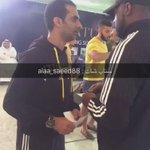مشهد .. من مغادرة مدير الكرة بنادي #الاتحاد الدكتور (( منصور اليامي )) الان الى الرياض لملاقاة الفيصلي https://t.co/MVE4EURJ9x