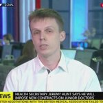 A junior doctor has just told Sky News that many junior doctors he knows already have jobs lined up abroad. https://t.co/8QNRUw2OnX