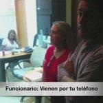 Impiden a .@joseolivaresm q documente dentro del SEFAR. Ocultan el negoción de TU SALUD. #ComandoAS @Venezuela #Vz7  https://t.co/3IbxCk25Wr