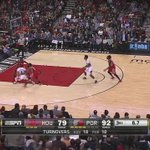 WATCH Former Card Montrezl Harrell Steal The Inbounds Pass, Throw Down The Slam, And Get Fouled On The Play #L1C4 https://t.co/qUmN8Qj3T2