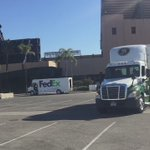 Move that truck! #Road2Tempe @ODHousehold https://t.co/MFR10f9IG6