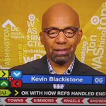 Kevin Blackistone says Boise State was robbed last night during todays episode of @AroundtheHorn. https://t.co/Fu83GbwguC