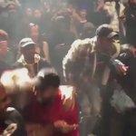 Kanye, Travis Scott, Kid Cudi & Don C vibing to #TLOP 💮 https://t.co/VIUqzV8FnP