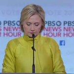 ".@BernieSanders to @HillaryClinton: ""That is, Madam Secretary, that is a low blow."" https://t.co/VsDheVxG8V https://t.co/NLGDLv7BI1"