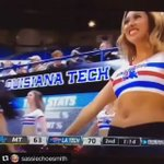 Congrats on another huge win tonight @LATechHoops!! 🐶🏀💙 @LATechSports https://t.co/4tWXhSotGA