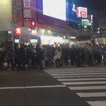"""[긴급 속보] 일본 도쿄에서 """"발렌타인 없애라"""" 시위. """"리얼충은 폭발하라""""는 주장.  https://t.co/o6DuZvx7rS"""