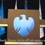 Today Barclays is celebrating 100 Years of Banking in Kenya. Missed out on the launch? Well here it is. #BBK100 https://t.co/hj20a2cSA5