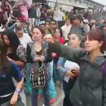 No son vándalos, son pueblo reclamando derechos pacificamente en #Soacha https://t.co/IpyXfs6g8l