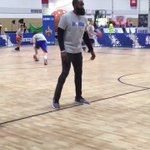 James Harden teaching kids to play defense with the same passion and energy that he does   (Video via @JRSportBrief) https://t.co/yrlxU3icUk