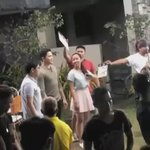 Bonding while working. #ALDUBValentinesDate Credits to the Rightful Owner https://t.co/LBT7prBWTP
