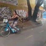 La @sttmed invita a las motos utilizar las vías y liberar los espacios para 🚲 y 🚶#EnOrdenTodosCabemos https://t.co/MXjMNxElXN