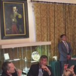 El presidente Rafael Correa y el cantante Miguel Bosé almorzaron en Carondelet ▶  https://t.co/zMSRo2UfNB https://t.co/hJlOE66ABS