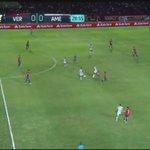 Nuestro capitán @rubenssambueza realizó gran jugada individual para abrir el marcador #VamosAmérica https://t.co/KzUOL63GFK