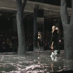 This just in: @Pumas Fenty by @Rihanna fall 16 runway show finale (????: Roxanne Robinson) https://t.co/F8FTguydY8