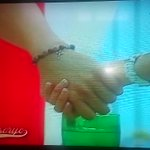 YUNG SI MAINE ANG NAG I-INITIATE NG HOLDING HANDS!!! SHET. NA. MALAGKET. #ALDUBValentinesDate © @maiden16_quezon https://t.co/V2r05SubbO
