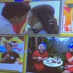 Im so proud of you Alden haha! Ang brave mo na.. @aldenrichards02 @mainedcm 4th Kiss.. #ALDUBValentinesDate https://t.co/y0rLsmXomz
