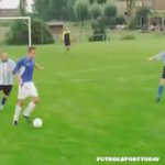 Gago y la familia jugando al futbol... https://t.co/9pjgK2Q0ra