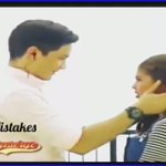 Slow Mo of that kiss, and the perfect song 🎶This time, this place @EatBulaga  ALDUBValentinesDate #VoteMaineFPP #KCA https://t.co/GD4juBFAcP