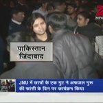 #ABVPExposed So they were ABVP guys who shouted PAKISTAN ZINDABAD at JNU !! Well played https://t.co/tvxdhLYBWB