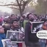 """Why Umar Khalid and his Islamist-Maoist friends are shouting """" Kerala Mange Aazadi"""" ? Are they planning something? https://t.co/pGnVGfZjkM"""
